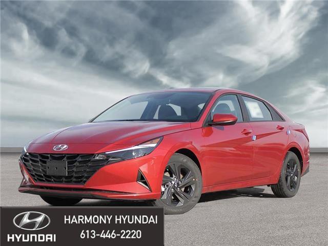 2021 Hyundai Elantra Preferred w/Sun & Tech Pkg (Stk: 21291) in Rockland - Image 1 of 23