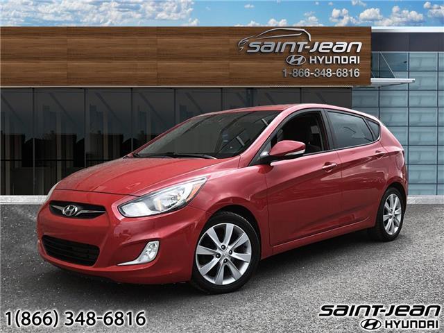 2014 Hyundai Accent  (Stk: 4421-2) in Saint-Jean-sur-Richelieu - Image 1 of 25