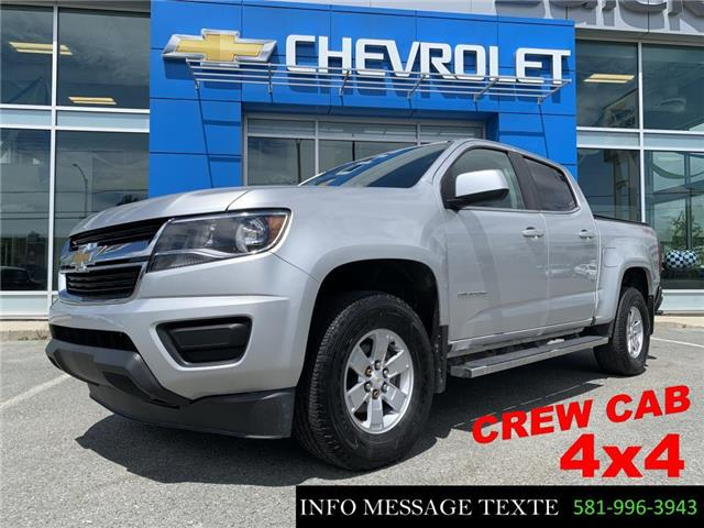 2015 Chevrolet Colorado WT (Stk: 21297A) in Ste-Marie - Image 1 of 27