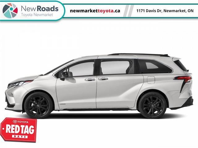 New 2021 Toyota Sienna XSE 7-Passenger  - Sunroof - $141.44 /Wk - Newmarket - Newmarket Toyota