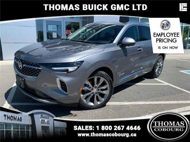 2021 Buick Envision Avenir (Stk: 37230) in Cobourg - Image 1 of 28