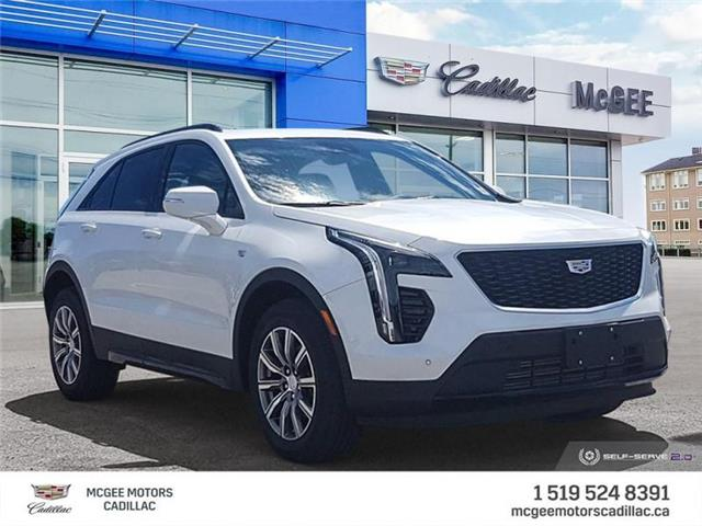 2021 Cadillac XT4 Sport (Stk: 013779) in Goderich - Image 1 of 24