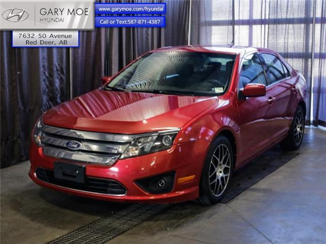 2010 Ford Fusion SE (Stk: 1SF4497A) in Red Deer - Image 1 of 22
