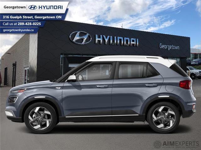 2021 Hyundai Venue Ultimate w/Black Interior (IVT) (Stk: 1269) in Georgetown - Image 1 of 1