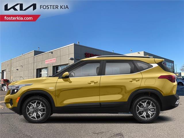 2021 Kia Seltos EX (Stk: 2111667) in Toronto - Image 1 of 1