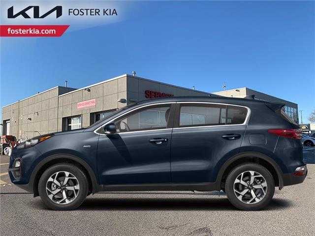 2021 Kia Sportage LX (Stk: 2111688) in Toronto - Image 1 of 1