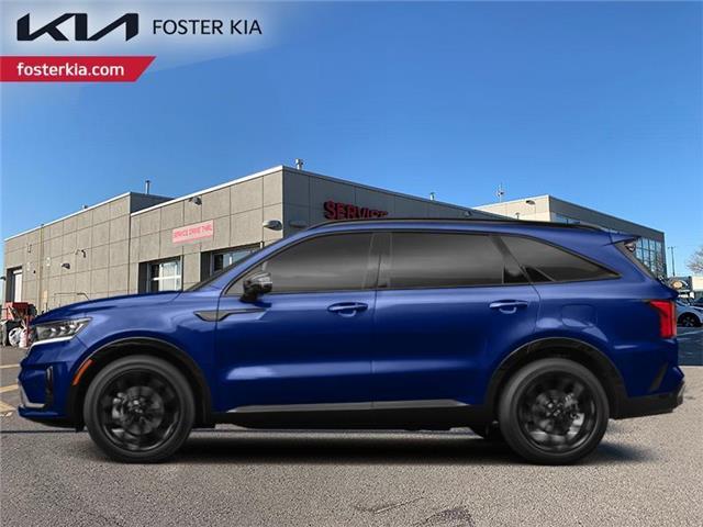 2021 Kia Sorento 2.5T EX (Stk: 2111696) in Toronto - Image 1 of 1