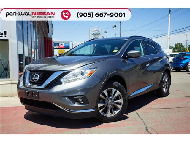 2016 Nissan Murano  (Stk: N21409A) in Hamilton - Image 1 of 26