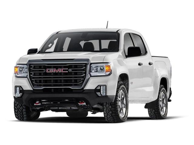 2021 GMC Canyon AT4 w/Cloth (Stk: 1207560) in Langley City - Image 1 of 1
