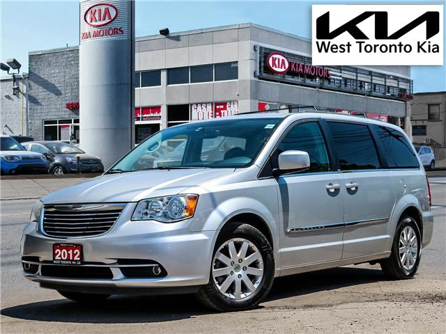 2012 Chrysler Town & Country Touring-L (Stk: P632A) in Toronto - Image 1 of 28