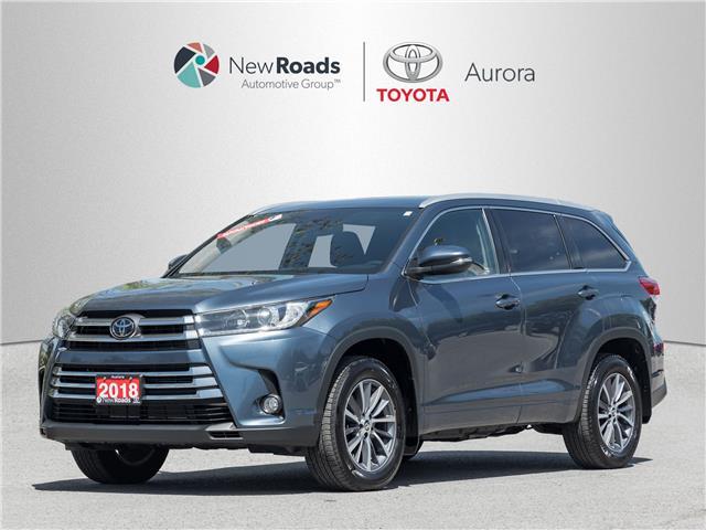 2018 Toyota Highlander  (Stk: 326051) in Aurora - Image 1 of 22
