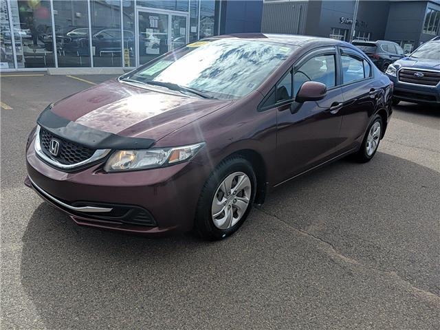 2013 Honda Civic LX (Stk: SUB2775A) in Charlottetown - Image 1 of 21