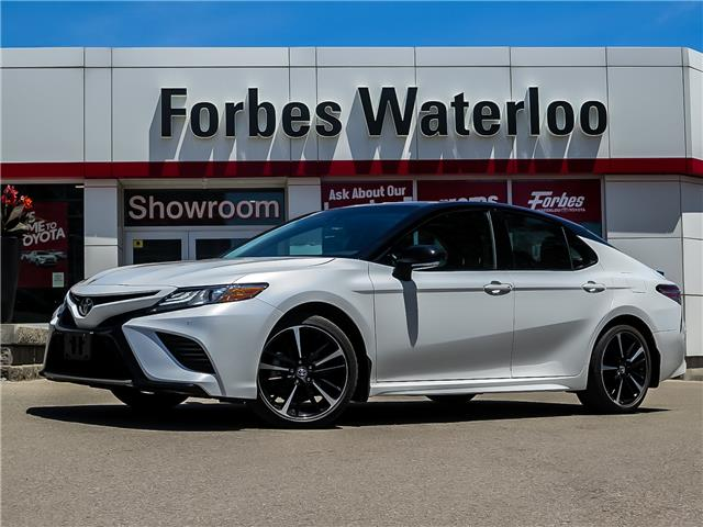 2018 Toyota Camry  (Stk: 241) in Waterloo - Image 1 of 18