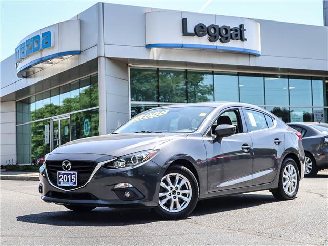 2015 Mazda Mazda3 GS (Stk: 2533A) in Burlington - Image 1 of 26