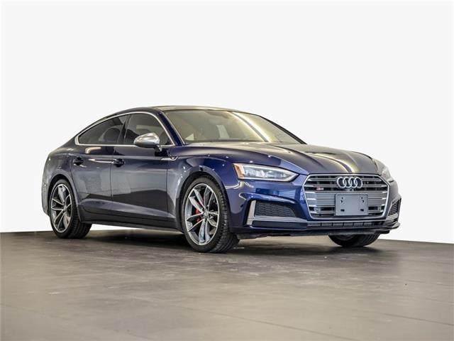 2018 Audi S5 3.0T Technik (Stk: PA879) in Ottawa - Image 1 of 21