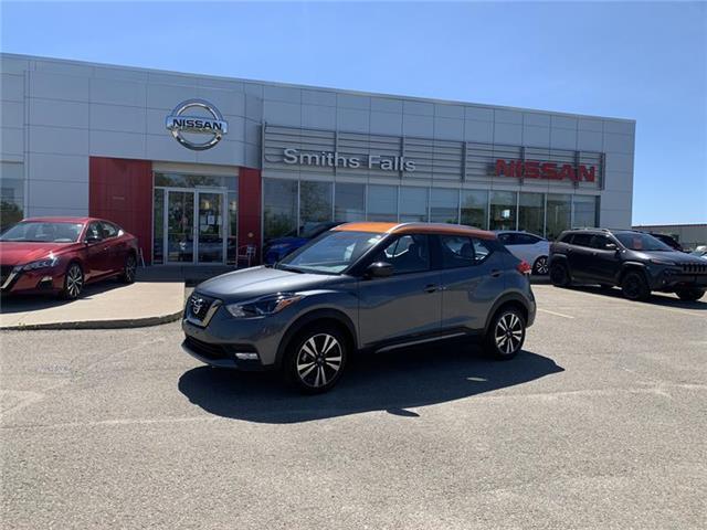 2019 Nissan Kicks SR (Stk: 21-072A) in Smiths Falls - Image 1 of 16