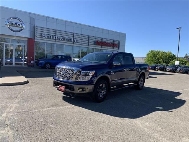 2018 Nissan Titan Platinum (Stk: P2170) in Smiths Falls - Image 1 of 16