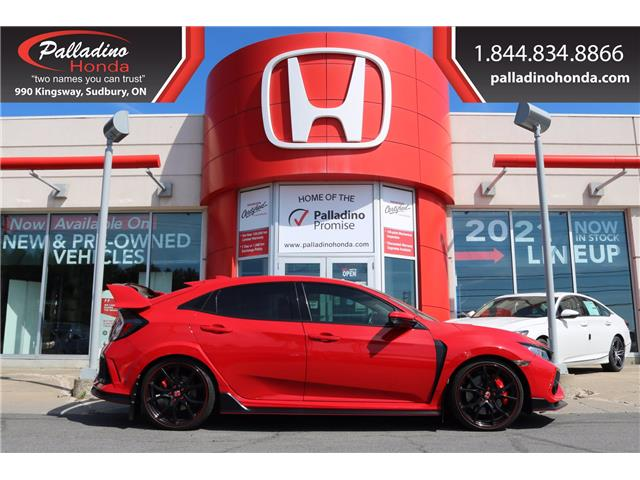 2018 Honda Civic Type R Base (Stk: 23336A) in Greater Sudbury - Image 1 of 34
