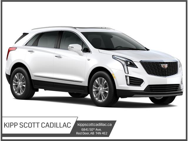 New 2021 Cadillac XT5 Premium Luxury  - Red Deer - Kipp Scott GMC Cadillac Buick