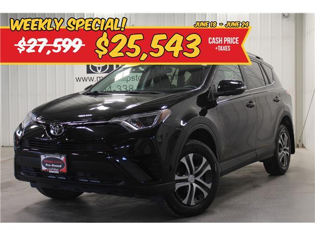 2017 Toyota RAV4 LE (Stk: C200669A) in Winnipeg - Image 1 of 26