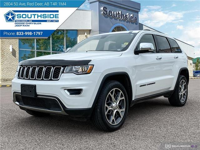 2019 Jeep Grand Cherokee Limited (Stk: GC2126A) in Red Deer - Image 1 of 25