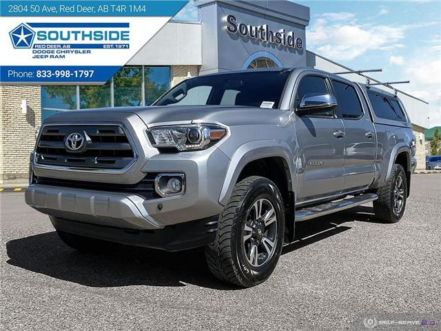 2016 Toyota Tacoma Limited (Stk: 14680A) in Red Deer - Image 1 of 25