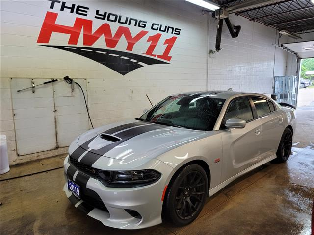 2019 Dodge Charger Scat Pack (Stk: INCOMING) in Orillia - Image 1 of 25