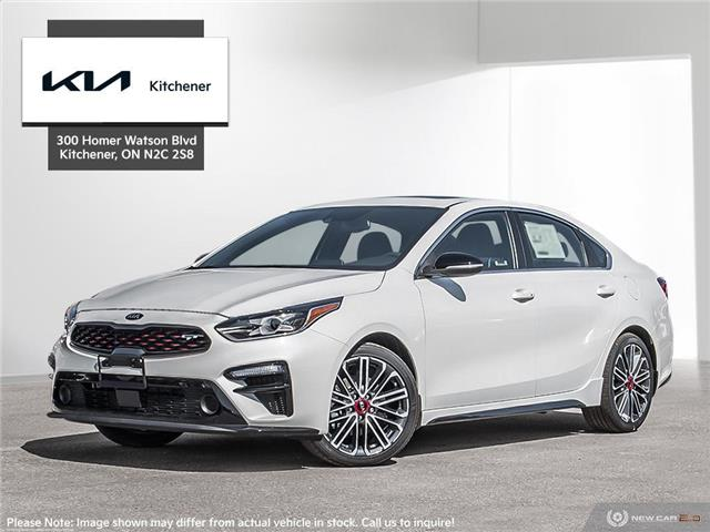 2021 Kia Forte GT Limited (Stk: 21400) in Kitchener - Image 1 of 25
