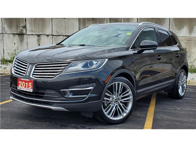2015 Lincoln MKC Base (Stk: 61866A) in Sarnia - Image 1 of 14