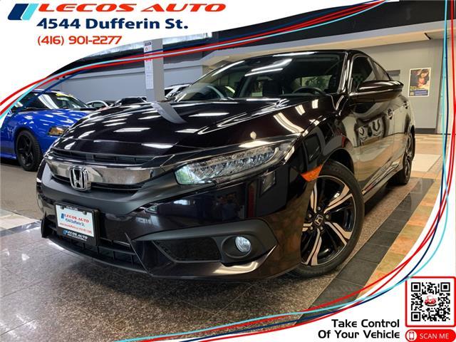 2016 Honda Civic Touring (Stk: 114050) in Toronto - Image 1 of 22