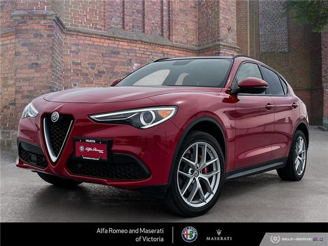2018 Alfa Romeo Stelvio ti (Stk: 905650) in Victoria - Image 1 of 25