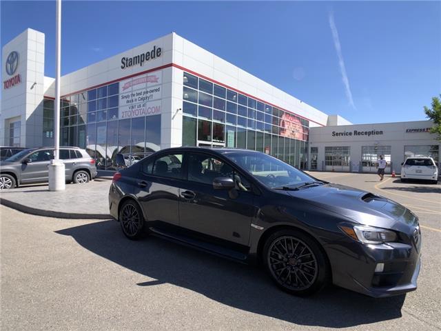 2016 Subaru WRX STI Base (Stk: 210571A) in Calgary - Image 1 of 22