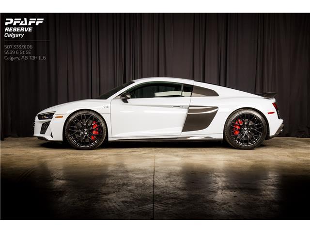 2020 Audi R8 5.2 V10 performance (Stk: MV0287A) in Calgary - Image 1 of 21