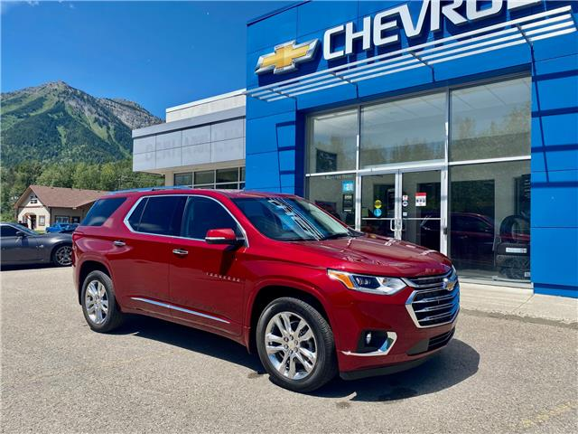 2021 Chevrolet Traverse High Country (Stk: MJ148716) in Fernie - Image 1 of 13