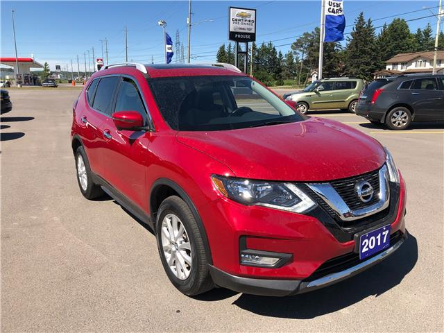 2017 Nissan Rogue  (Stk: 5410-21A) in Sault Ste. Marie - Image 1 of 14