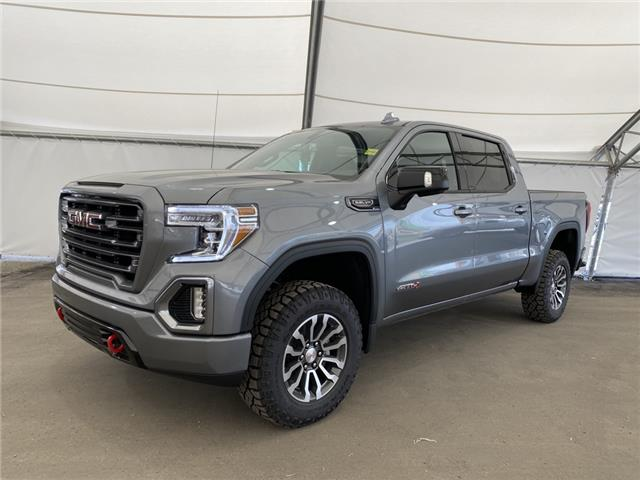 2021 GMC Sierra 1500 AT4 (Stk: 191523) in AIRDRIE - Image 1 of 17