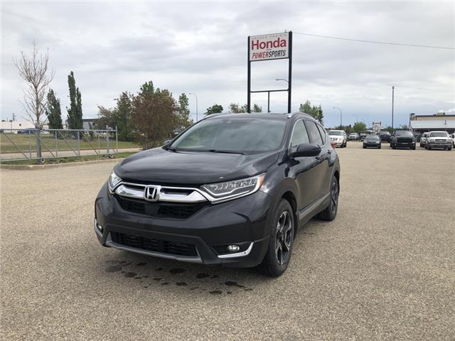 2017 Honda CR-V Touring (Stk: H14-5187A) in Grande Prairie - Image 1 of 8