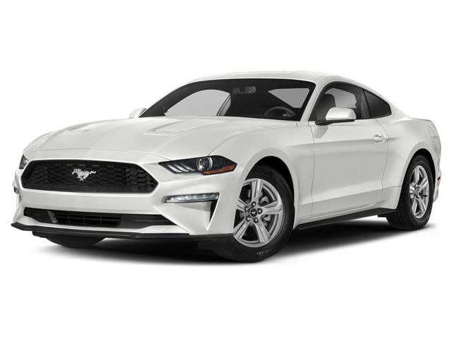 2021 Ford Mustang EcoBoost Premium (Stk: W022) in Barrie - Image 1 of 9