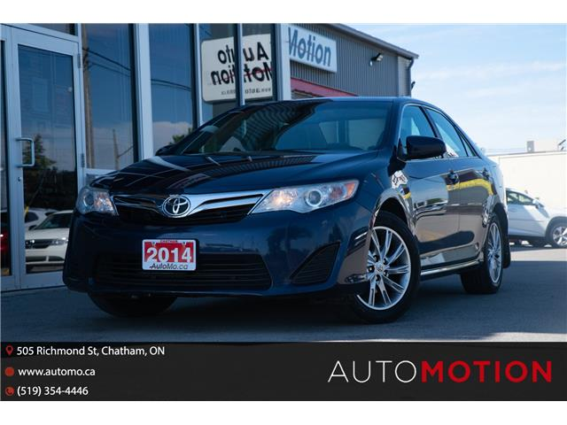 2014 Toyota Camry  (Stk: 211104) in Chatham - Image 1 of 21