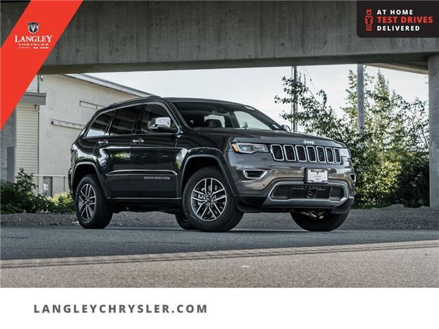2021 Jeep Grand Cherokee Limited (Stk: M735983) in Surrey - Image 1 of 28
