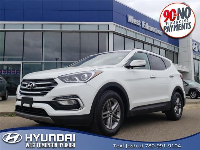 2018 Hyundai Santa Fe Sport 2.4 Base (Stk: 17587A) in Edmonton - Image 1 of 21