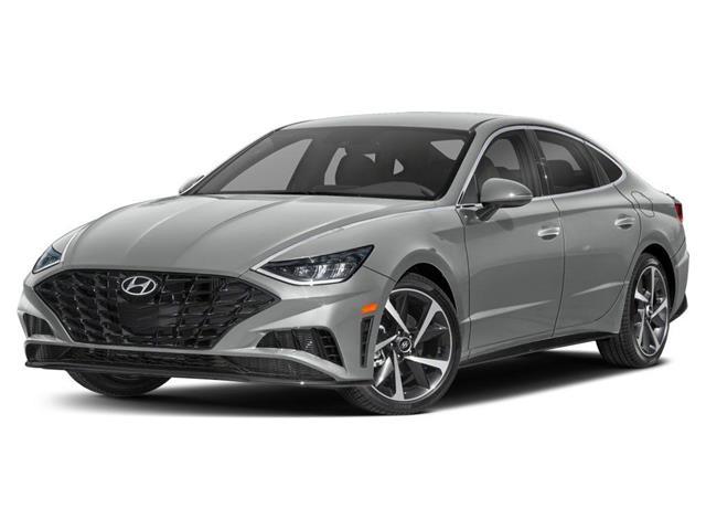 2021 Hyundai Sonata Sport (Stk: N23255) in Toronto - Image 1 of 8
