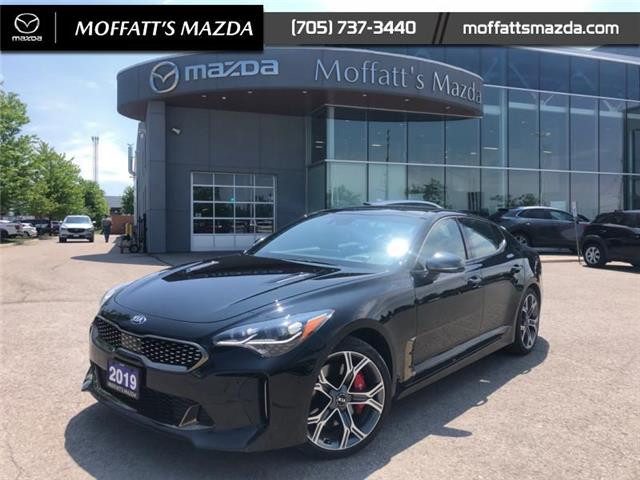 2019 Kia Stinger GT Limited (Stk: P8971A) in Barrie - Image 1 of 28