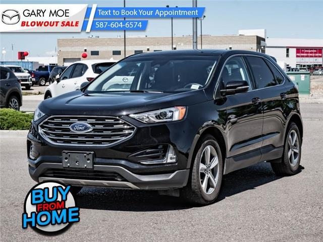 2019 Ford Edge SEL AWD (Stk: 21-1044A) in Lethbridge - Image 1 of 26