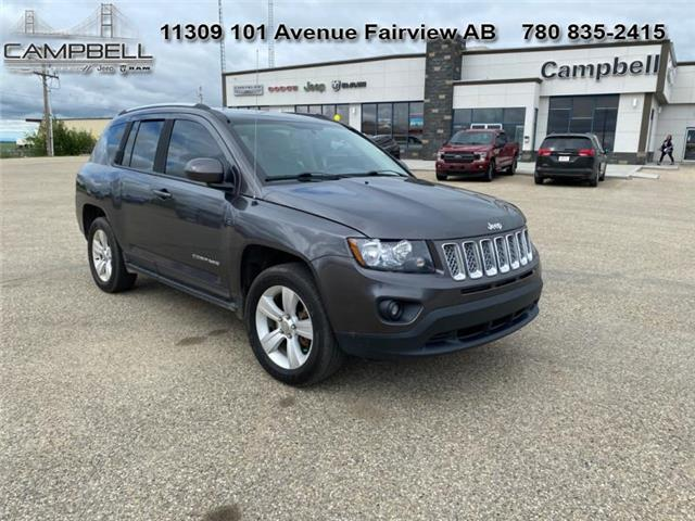 2016 Jeep Compass Sport/North (Stk: U2438A) in Fairview - Image 1 of 9