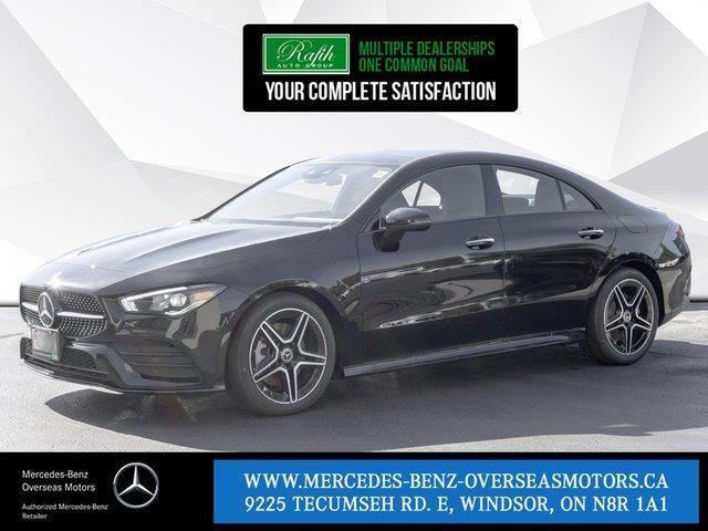 2021 Mercedes-Benz CLA 250 Base (Stk: M7933) in Windsor - Image 1 of 23