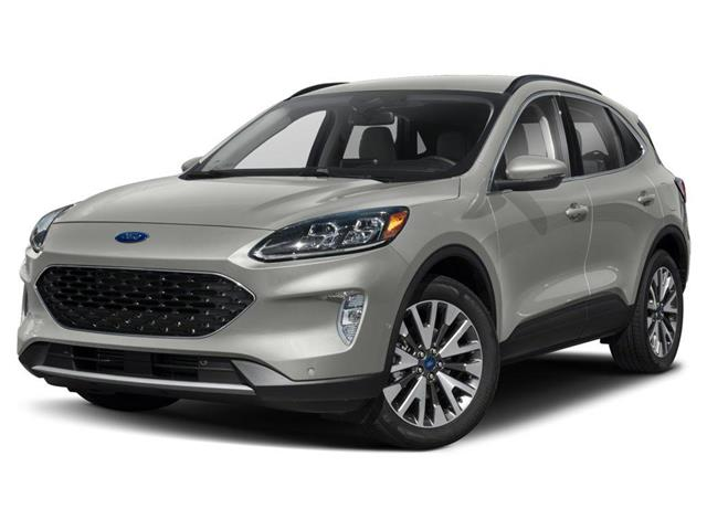 2021 Ford Escape Titanium Hybrid (Stk: M-1542) in Calgary - Image 1 of 9