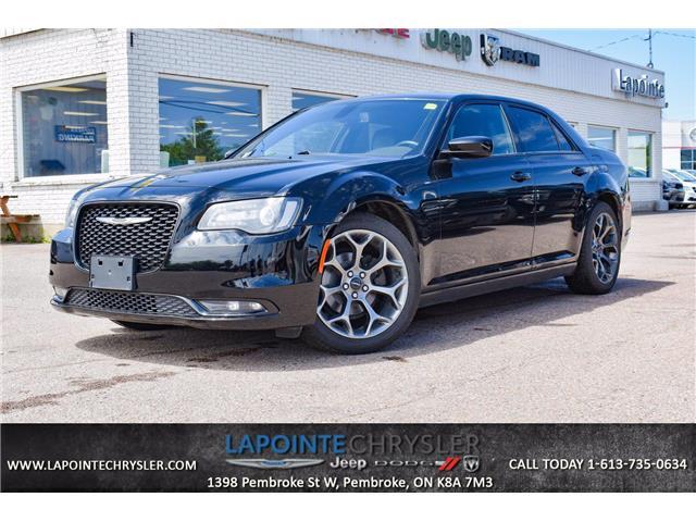2018 Chrysler 300 S (Stk: P3761) in Pembroke - Image 1 of 26