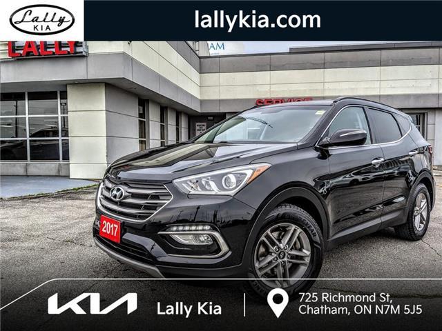 2017 Hyundai Santa Fe Sport 2.4 Premium (Stk: KSOR2486A) in Chatham - Image 1 of 38
