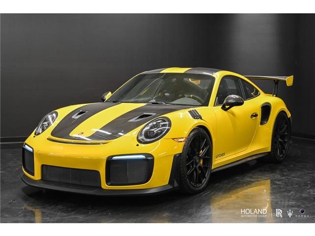 2018 Porsche 911 GT2 RS (Stk: wp0ae2) in Montreal - Image 1 of 30
